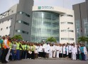Hospital Ney Arias Lora capacita personal para dar respuesta rápida en casos de emergencia y desastre