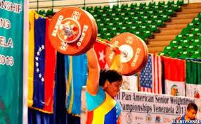 Federación Panamericana de Pesas celebrará congreso