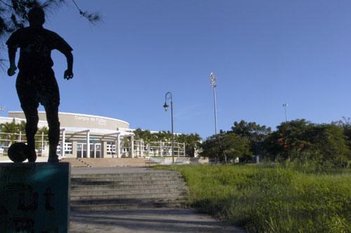 Policía Escolar se destacó en seguridad VIII Juegos Deportivos Escolares