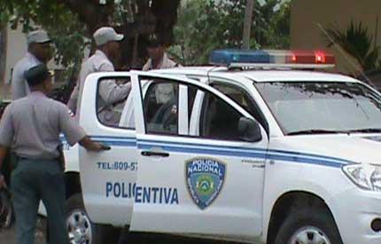 Apresan 25 personas por hechos delictivos en la Región Cibao Central