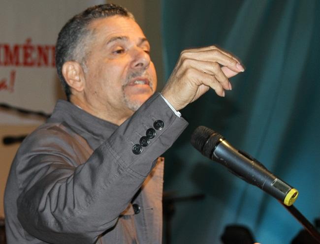 Manuel Jiménez unifica a católicos y evangélicos en Acción de Gracias