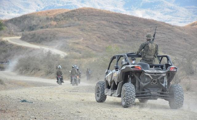 Ejército dispone el envió de Fuerzas Especiales a la frontera ante situación que se vive en Haití