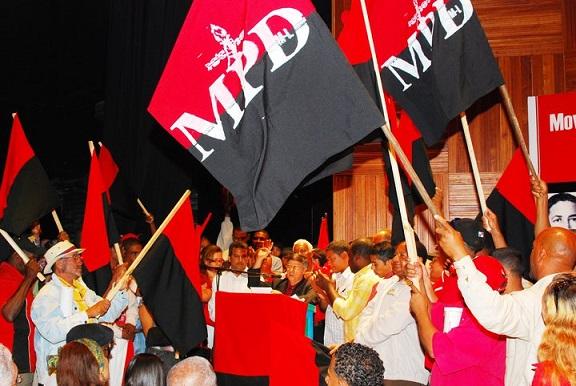 MPD llama al Gobierno a dar respuestas a población y evitar el proselitismo
