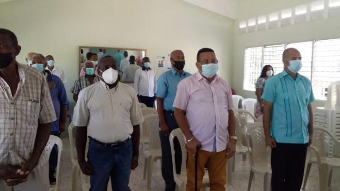 Juramentan directiva de la Asociacion Dominicana de Militares y Policias Retirados (ASODOMIPOR)